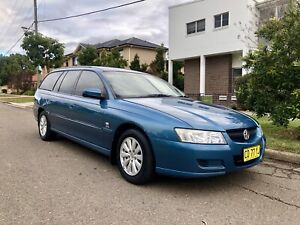 2005 Holden Commodore VZ Acclaim 4 Speed Automatic Wagon 5months Rego