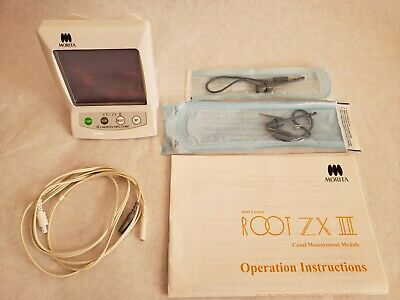 Dental Apex Locator Morita Root Zx 2