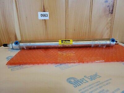 Parker 01.06dxpsr10.000 Pneumatic Cylinder 10 Stroke 1.06 Bore Piston