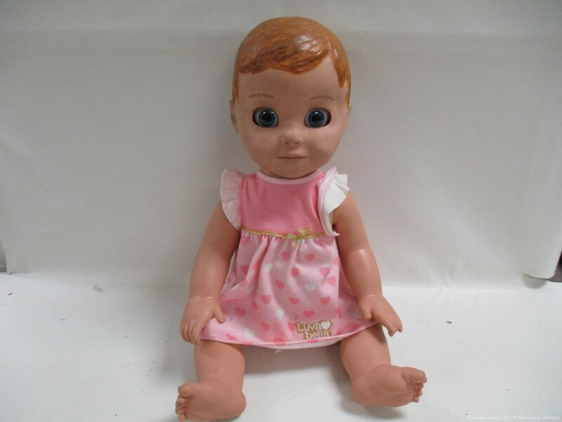 Luvabella Interactive Talking Baby Doll