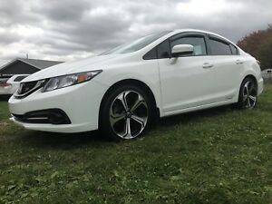 2014 Honda Civic si—4door—$19000 OBO
