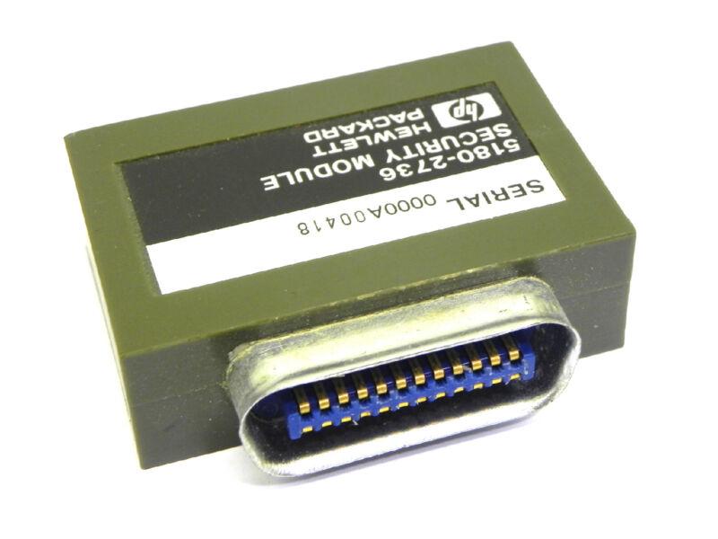 Agilent Hp Keysight 5180-2736 Security Module