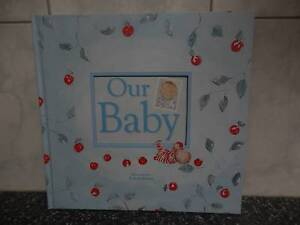 Our Baby Hardcover Photo & Record Album - brand new Boronia Knox Area Preview