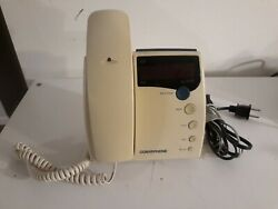 Conairphone TC-100 Alarm Clock AM/FM Radio Telephone Phone (Rare) (Vintage)