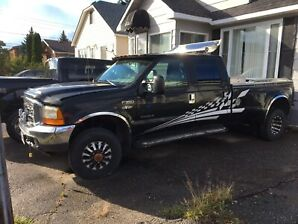 2002 f350 7.3 limited edition