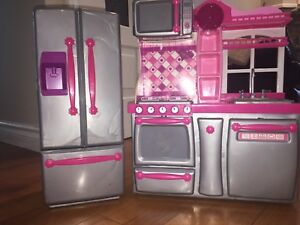 """18"""" Doll Kitchen American Girl Size"""