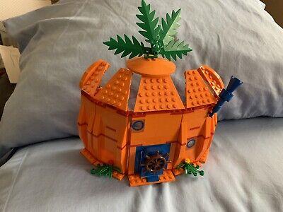 LEGO 3834 SpongeBob Good Neighbours at Bikini Bottom 100% Box, Manual + Minifigs