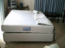 Sleep Number 3000 Queen Size mattress and base Kilmore Mitchell Area Preview