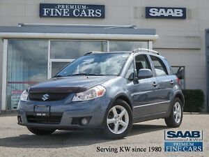 2009 Suzuki SX4 JLX   AWD   Automatic/Clean Carproof/Heated Seat