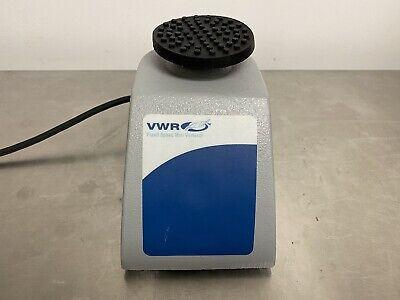 Vwr 12620-838 Touch Mini Vortexer Vortex Mixer Pre-owned Tested Excellet