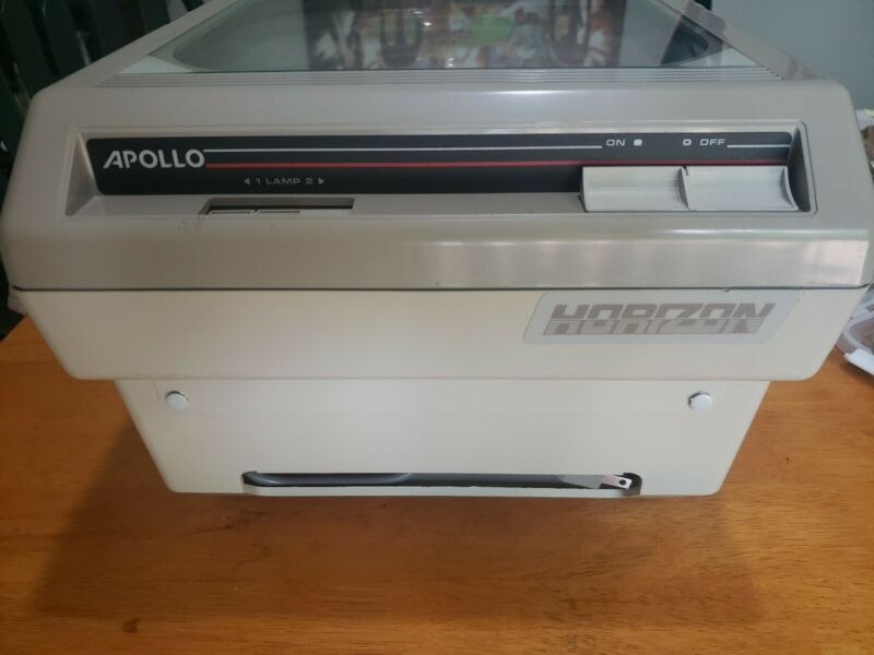 Apollo Horizon 15000 Overhead Projector Exellent Condition!