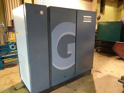 Atlas Copco Ga37 Ff 50 Hp Air Compressor With Dryer