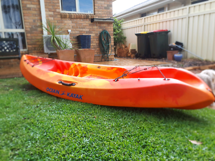 Kayak as new condition.
