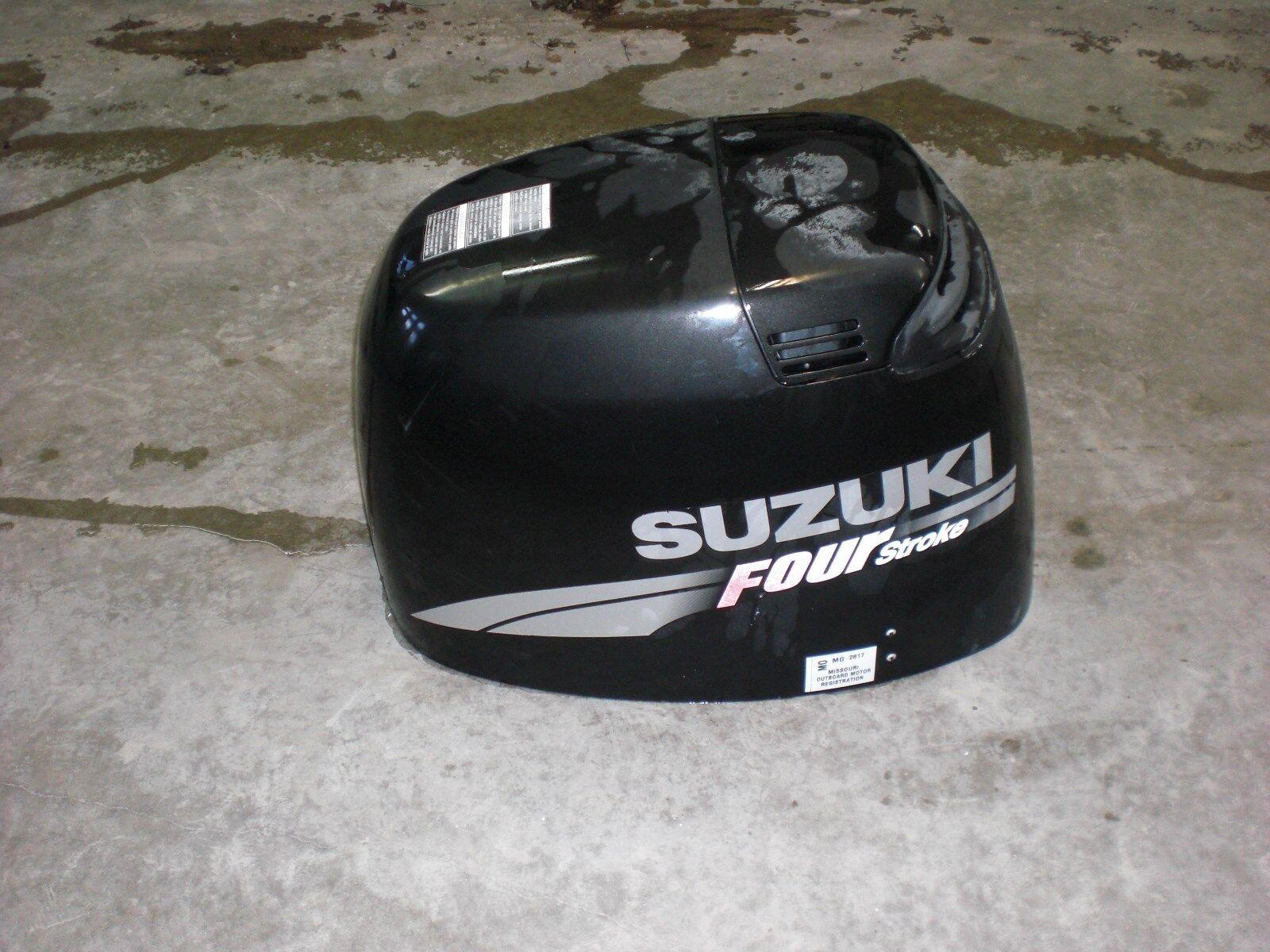 SUZUKI 90HP MOTOR HOOD TOP COWLING