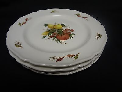 Wedgwood English China - Drury Lane - Set of 4 Bread Plates