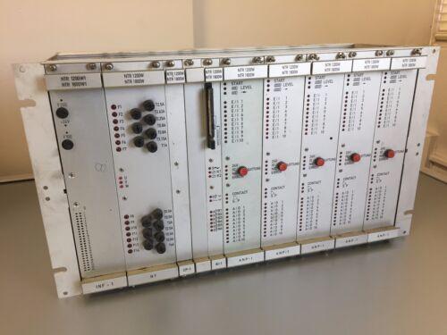 TRW Nelson Stud Welder NTR 1200W1 / NTR 1800W1 Controls Rack w/ Boards
