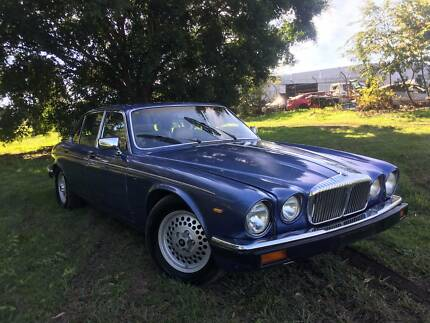 1980 Daimler Sovereign Sedan Yeerongpilly Brisbane South West Preview