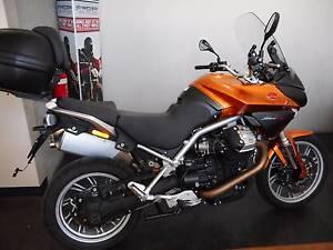 2012 MOTO GUZZI STELVIO 1200cc ABS Burswood Victoria Park Area Preview