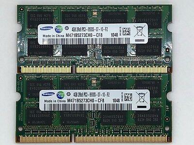 8GB kit RAM for Lenovo ThinkPad T500 series (4GBx2 memory) (B6) ()