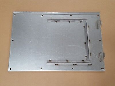Waste Oil Heater Parts Reznor Chamber Access Door 221048 Ra And Rad 150 250