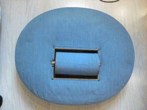 Vintage Bobbin lace making pillow box