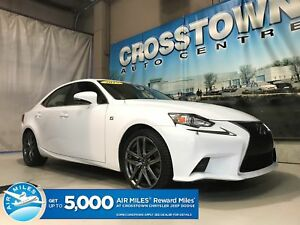 2015 Lexus IS 350 F-Sport
