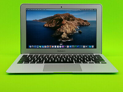 "2015  MacBook Air 11""  i5 1.6GHz 4GB RAM 128GB SSD  A1465 - Catalina"