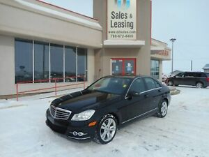 2013 Mercedes Benz C-Class C 300/AWD/LEATHER, NO CREDIT CHECK FI