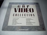 The Grp Video Collection / Various Artists Usa Laserdisc -  - ebay.it