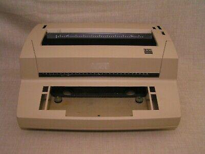 Vintage Ibm Selectric 2 Ii Non-correcting Typewriter Case Only - Tan Beige