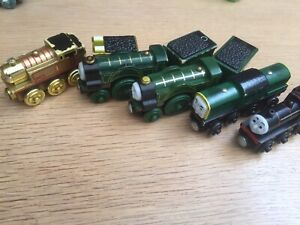 Thomas Tank Engine Wooden Trains Lot 4 Kogarah Bay Kogarah Area Preview