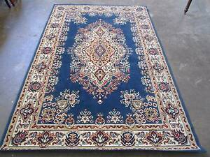 D5082 Blue Persian Oriental Floor Rug Mat 2 AVAILABLE Mount Barker Mount Barker Area Preview