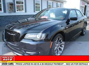 2017 Chrysler 300S $28995.00.financed price 0 down payment  300S