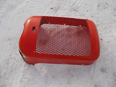 Allis Chalmers C Tractor Excl Original Factory Ac Front Nose Cone Grill Wscreen