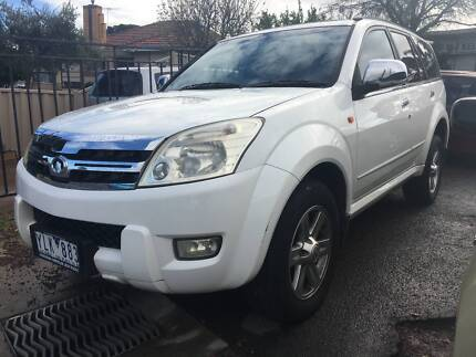 2010 Great Wall X240 SUV REG & RWC Oakleigh East Monash Area Preview