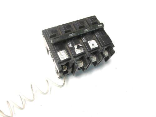 Siemens BL Type Circuit Breaker w/Shunt 100A, 3P, 240V Cat# B310000S01.. H-67B