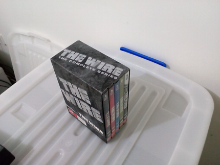 the wire dvd box set