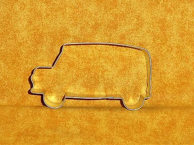 School Bus, Large Metal Cookie Cutter, 4 Inch, The Little Yellow School Bus.OTBP School Bus Cookie Cutter