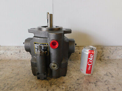 New Parker Hydraulic Variable Volume Piston Pump Pvp2320r20 Pvp 23 Series New
