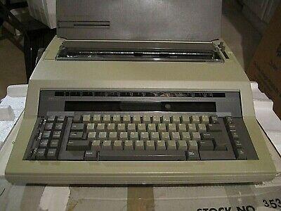 Vintage Sears Electronic Typewriter Communicator Model 161.53051650 Works