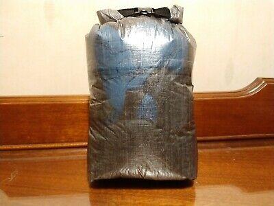 DCF Cubenfiber Dry Bag Ultralight 11g like tread lite gear zpacks Alpkit OFFER!