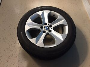 Winter tires and rims set of 4