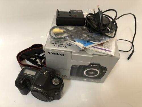 Canon EOS 5D Vollformat Spiegelreflexkamera Body f. EF Objektive