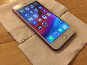 IPHONE 7 PLUS (128GB) RED EDITION LIKE NEW!!!
