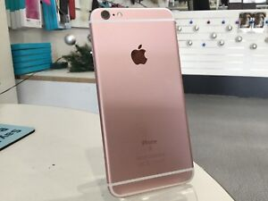 EXCELLENT IPHONE 6S 16GB ROSE GOLD WITH WARRANTY