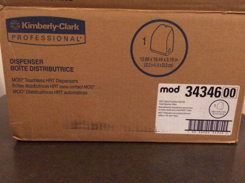 Kimberly Clark 34346 Professional Hands Free Towel Dispenser MOD Janitorial Bath