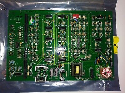 Powcon 104045-001r Control Board For 550smp -refurbished-