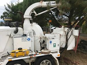 2003 Wood chipper Chipstar 12inch Seven Mile Beach Clarence Area Preview