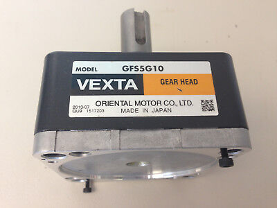 Oriental Motor Gfs5g10 Gearhead