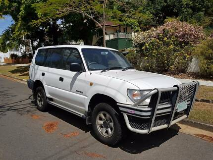 1998 Toyota Landcruiser Prado V6 Manual